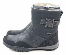 Merrell Womens Albany Sky Waterproof Mid Boot Granite Size 5.5