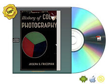 History of color photography and its Collection eBooks CDROM