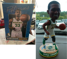 RAMON SESSIONS Myrtle Beach Pelicans Seahawks Bobblehead NBA basketball NEW