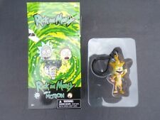 Bullsitoy Rick And Morty Chibi In Motion Special Edition Iridescent Squanchy Cat