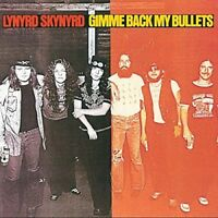 LYNYRD SKYNYRD - GIMME BACK MY BULLETS  VINYL LP NEW!