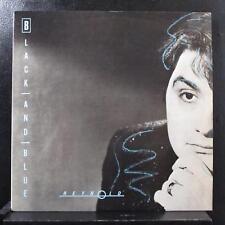 Reynold - Black And Blue LP VG+ RP 1201 Rephi 1985 USA Private Jazz Vinyl Record