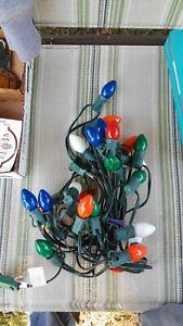 Vintage? Christmas lights