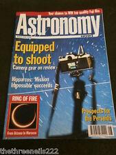 ASTRONOMY NOW - HIPPARCOS - AUG 1994