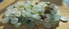 10oz Small Genuine English Seaham Sea Glass Pieces - FREE UK P&P