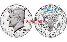 PRESIDENT      HALF    DOLLAR     DES   USA     KENNEDY    2015       disponible
