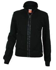 Abbigliamento sportivo da donna neri in misto cotone