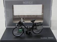 SOLEX 3800 MOTORINO (1966) NERO/NOREV 1:18