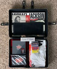 "Michael Jackson Bad 25 Deluxe Collectors Edition Case 3 CD 1 DVD 7"" Shirt Ticket"