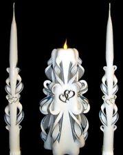 Стандартная свеча с фитилем