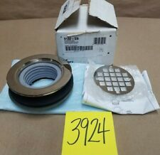 KOHLER K-9132-SN Shower Stall Drain w/ Grid Strainer Polished Nickel