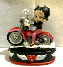 San Francisco Music Company - Betty Boop - Born to be Wild - New Without Box