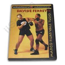 Marco Ruas Vale Tudo Dvd Europe David Ferretti Rs0466 grappling mma jiu jitsu