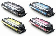 HP Color Laserjet 3500 3500N 3550 3550N LASER TONER CARTRIDGES SET BK C Y M