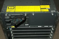 Cisco WS-C4506-E 6 Slot Enhance Chassis w/ WS-X4596-E Fan 1x PWR-C45-4200ACV