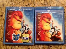 The Lion King (Blu-ray/DVD, 2011,2-Disc,Diamond Edition)Authentic Disney RELEASE