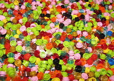 LEGO GRAB BAG LOT OF 100 NEW 1 X 1 ROUND DOTS PLATES PIECES