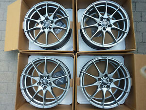 OZ Formula HLT 8,5x19 et47 Alusatz 5x112 Audi Seat Skoda VW