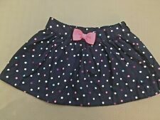 BABY GIRLS LOVELY BOW FRONT SKIRT FROM H&M  AGE 9-12 MONTHS  EX COND