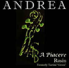 NEW Andrea Tartini Green  A Piacere Violin Rosin