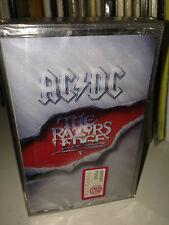 ACDC AC/DC The razors edge Rare MC/K7 1990 Germany ATCO SEALED/SIGILLATA