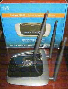6dBi Dual Band 3 Antennas Mod Kit Linksys E2000 & WRT320N