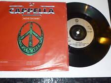 "CAPPELLA - Move On Baby - Deleted 1994 UK 7"" Vinyl Single"