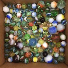 Estate Lot Of Vintage Marbles No Reserve. LOOK!
