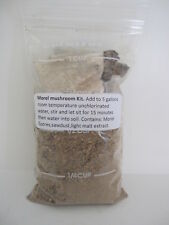 Morel Mushroom Spore Kit in Sawdust Bag Mushroom Seed Spore Grow Kit 100g