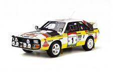 "Audi Sport Quattro Gr.B #1 Blomqvist ""Rally Safari"" 1984 (Otto 1:18 / OT253)"