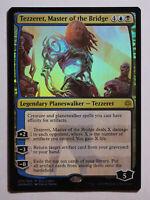 Tezzeret, Master of the Bridge Foil     Mtg Magic English