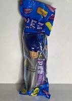 Big Head Batman PEZ Dispenser Grey Stem w/Feet Super Hero Pez New