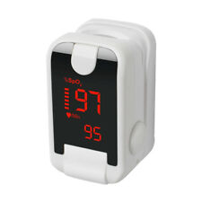 CE Fingertip Pulse Oximeter Blood Oxygen Saturation Patient Heart Rate Monitor
