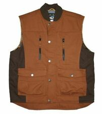 Walls Enduro 70 Heavy Duty Cotton Duck Thinsulate Insulated Hunting Ranch Vest*