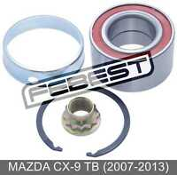 Front Wheel Bearing Repair Kit 45X84X45 For Mazda Cx-9 Tb (2007-2013)