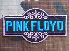 ECUSSON PATCH toppa aufnaher THERMOCOLLANT PINK FLOYD groupe musique / 9.7X5.6cm
