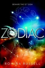 Zodiac by Nikki Loftin and Romina Russell - BRAND NEW!