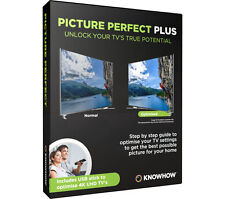 KNOWHOW Picture Perfect Plus Optimise all the TV's