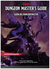 Asmodee Dungeons & Dragons Guida del Dungeon Master in Italiano (2018)