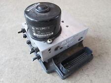 ABS esp sistema bloque vw golf 4 audi s3 a3 8l unidad de control 8n0907379e 8n0614517a