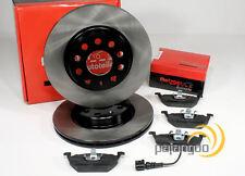 Vw Jetta 4 IV - Metzger Bremsscheiben Bremsen Bremsbeläge Warnkabel für vorne*