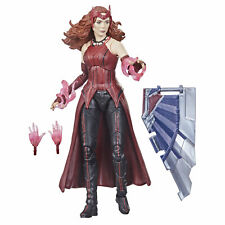 More details for hasbro marvel legends series avengers 6in. action figure toy scarlet witch