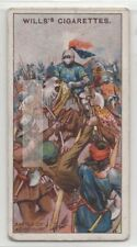 Battle of Agincourt Hundred Years' War France 100+ Y/O Trade Ad Card
