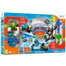 Nintendo Wii Skylanders Trap Team Starter Pack