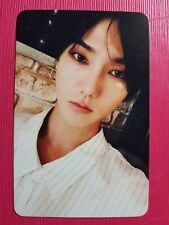 SUPER JUNIOR YESUNG Official PHOTOCARD [PLAY] 8th Album Black Suit Photo Card SJ