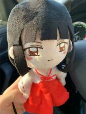Japanese Anime Inuyasha Kikyo Miko Plush Doll Toy Cute Gift 21 cm Figure