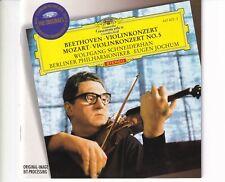 CD EUGEN JOCHUMBeethoven - violinkonzert no 5DGG EX+ (A5421)