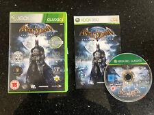 Batman: Arkham Asylum (Microsoft Xbox 360, clásicos 2009) Gratis P&p