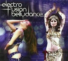 Electro Fusion Bellydance - Various Artists (Audio CD) 2010 CIA, US Import - New