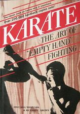 1995 KARATE THE ART OF EMPTY HAND FIGHTING HIDETAKA NISHIYAMA MARTIAL ARTS